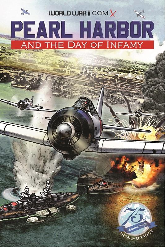 Attack on Pearl Harbor Comic Book