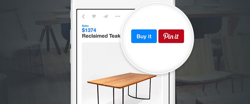 Shopify Pinterest Buy Button