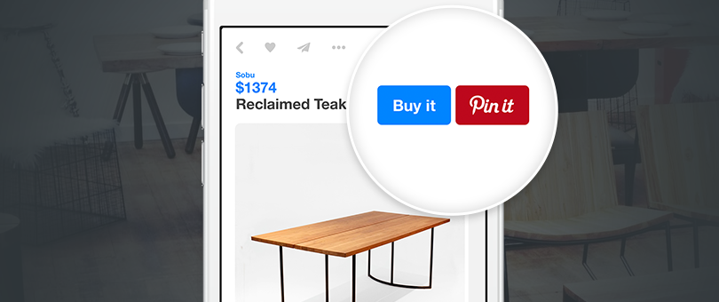 Shopify Pinterest Buy Button