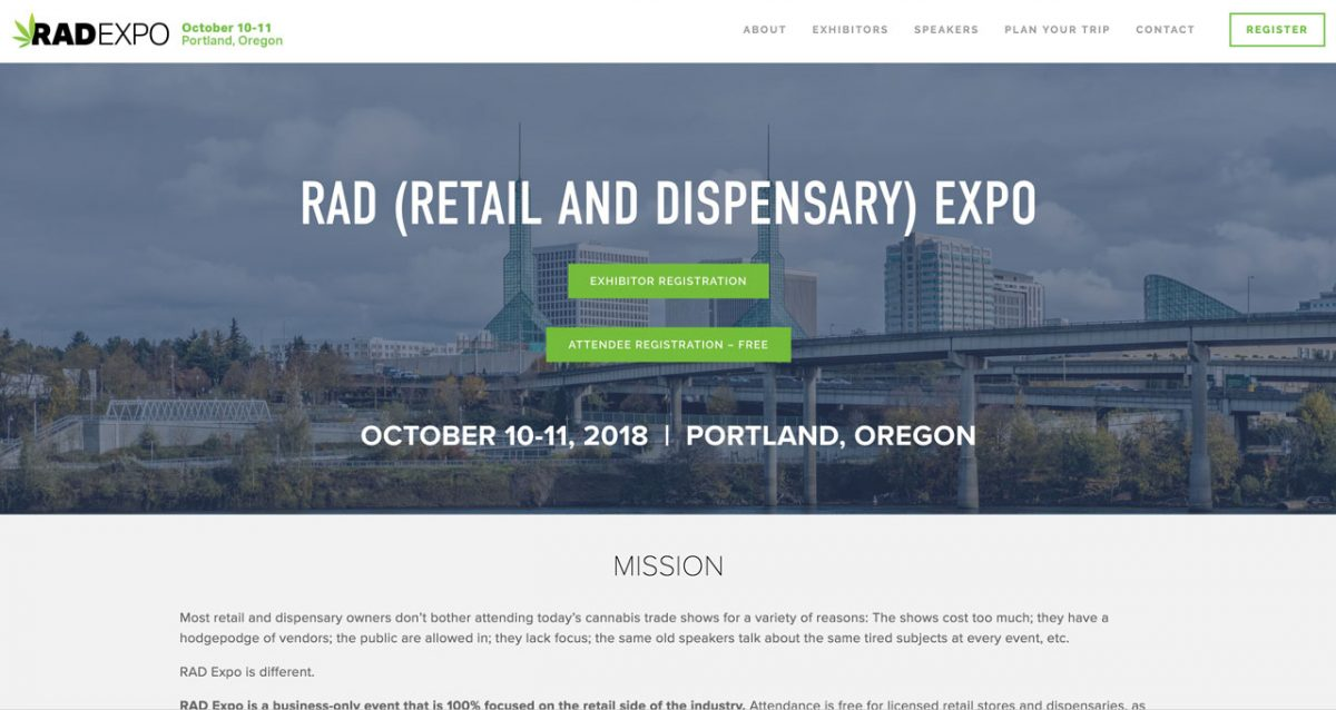 Retail and Dispensary Expo