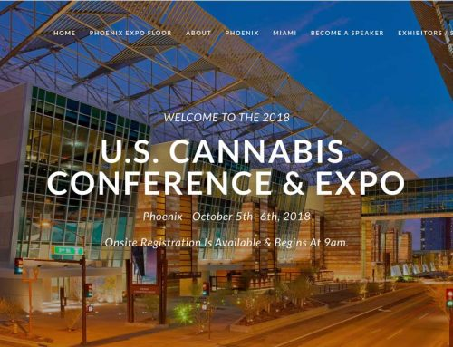Cannabis Radio Interviews Buoyancy Digital Founder at USCC Expo in Phoenix
